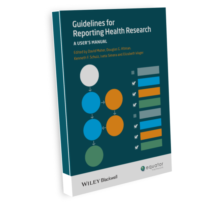 Guidelines for Reporting Health Research: A user's manual
