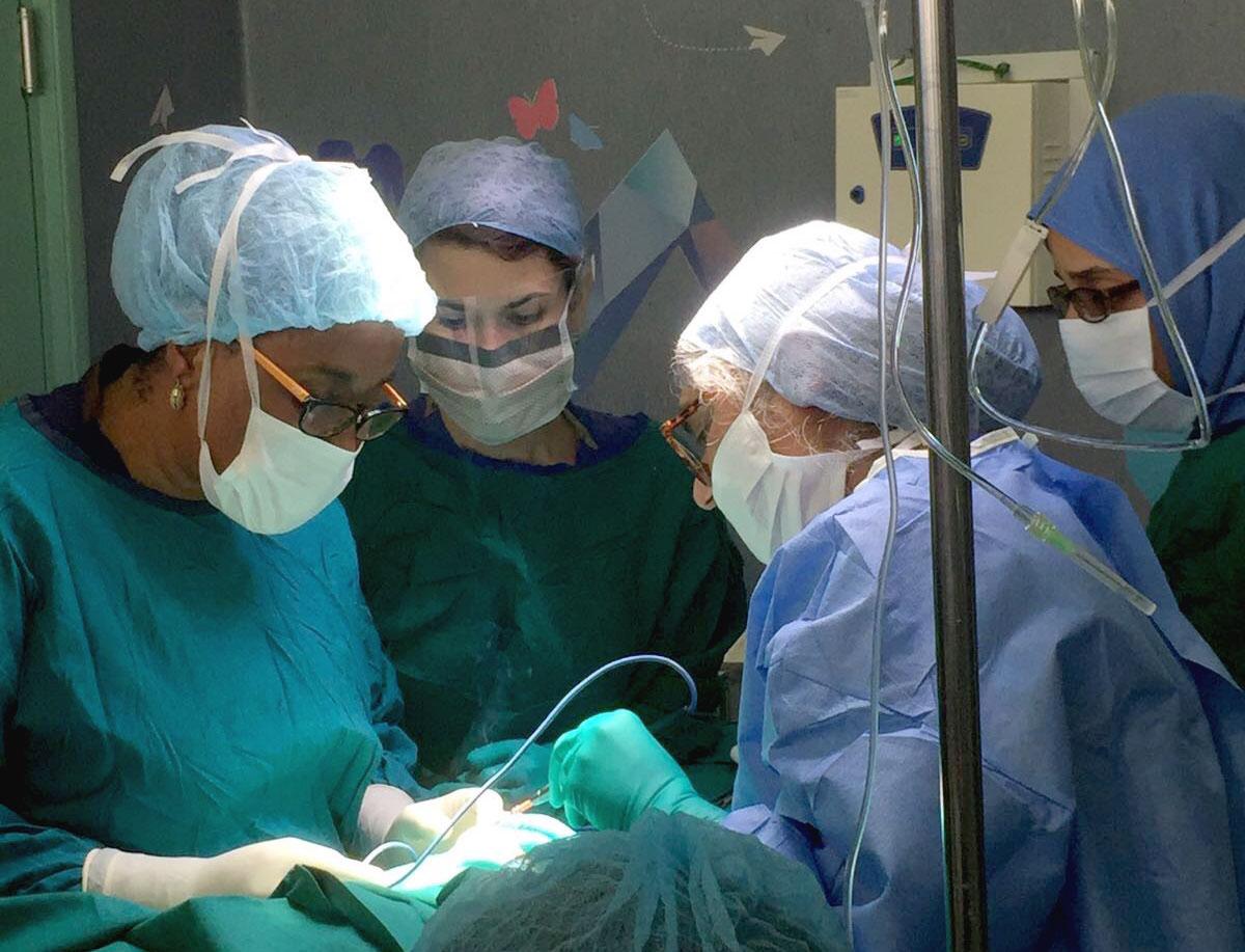 Tanzania-Oxford Paediatric Surgery