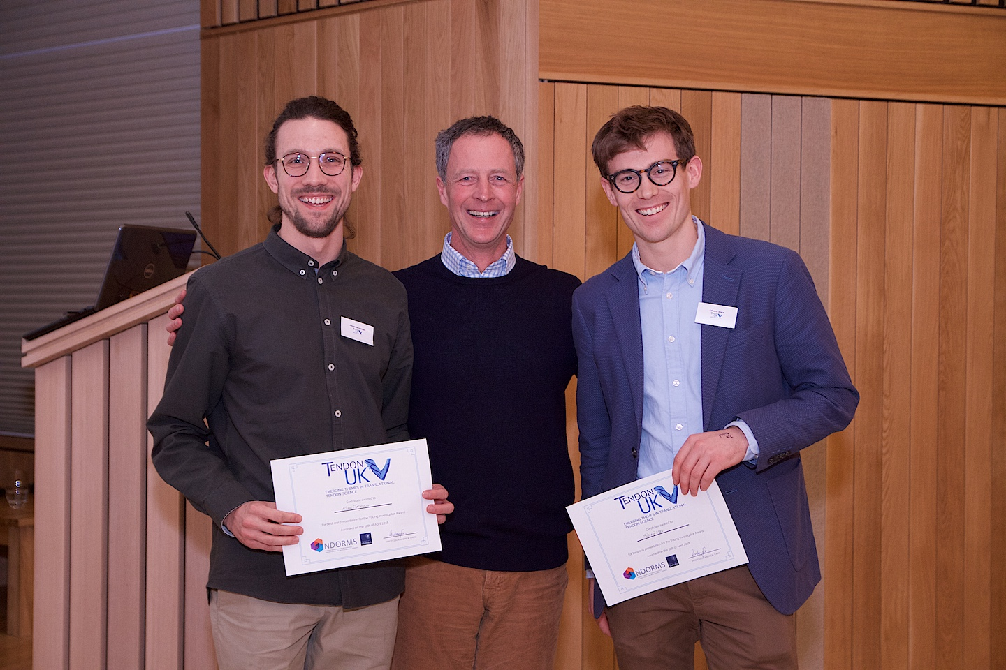 Tendon UK Conference - Young Investigator Award