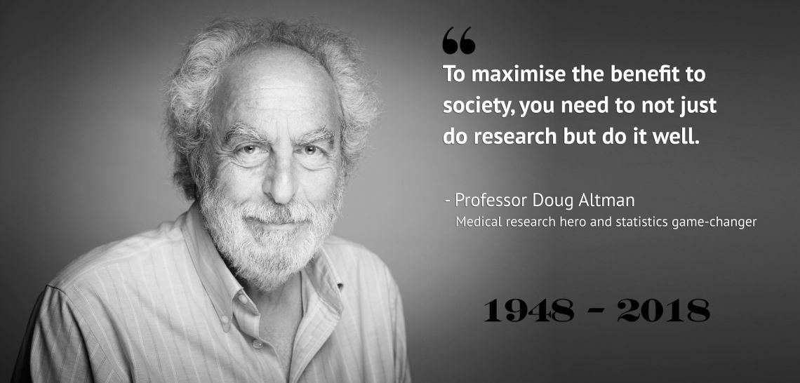 Thank you, Doug Altman