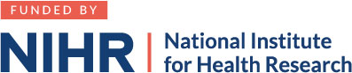 NIHR Funded by Feb2019