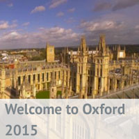 NDORMS Welcome to Oxford 2015, information pack.