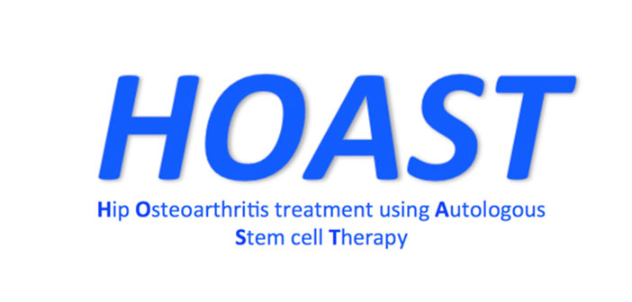 HOAST Trial — Nuffield Department of Orthopaedics, Rheumatology and